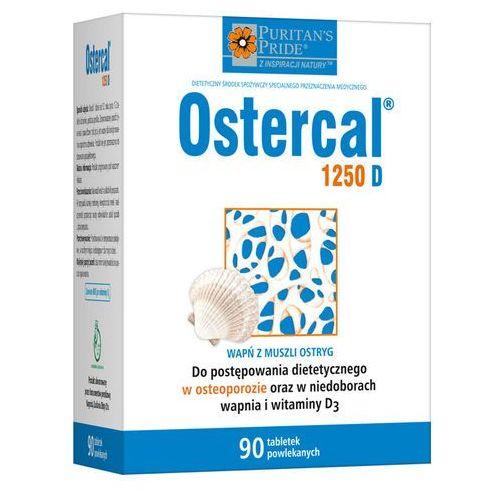 Ostercal 1250 D tabl. x 90, postać leku: tabletki