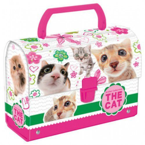 Kuferek oklejany The Cat - Dostawa zamówienia do jednej ze 170 księgarni Matras za DARMO - oferta [0525e50071c2f364]