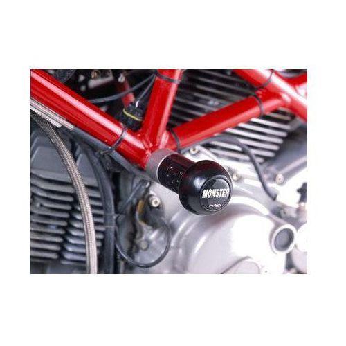 Puig y PUIG Ducati Monster (czarne)   TRANSPORT KURIEREM GRATIS z kat. crash pady motocyklowe