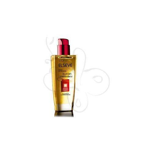 Produkt z kategorii- pozostałe kosmetyki do włosów - Elseve Elixir Extraordinary Oil Eliksir upiększający dla włosów farbowanych