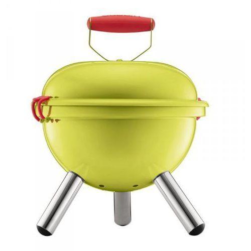 FYRKAT Mini Grill Przenośny - Zielony, produkt marki Bodum