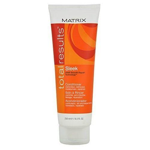 Matrix Total Results Sleek Conditioner 250ml W Odżywka do włosów - produkt z kategorii- odżywki do włosów