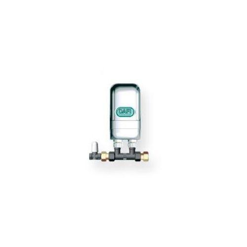 Przepływowy ogrzewacz wody dafi 4,5 kw z przyłączem, marki Formaster