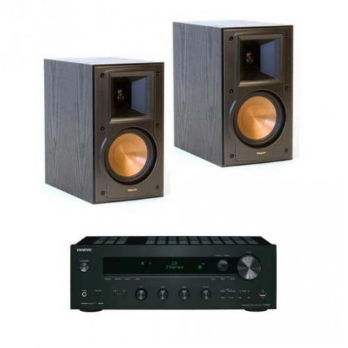 Artykuł ONKYO TX-8050 + KLIPSCH RB41 II z kategorii zestawy hi-fi