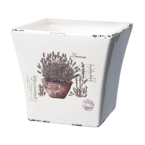 Osłonka ceramiczna Lawenda 11,5cm - sprawdź w CitiHome.pl