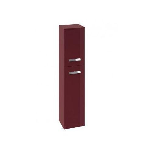 Produkt z kategorii- regały łazienkowe - CERSANIT słupek Xantia Red S570-006