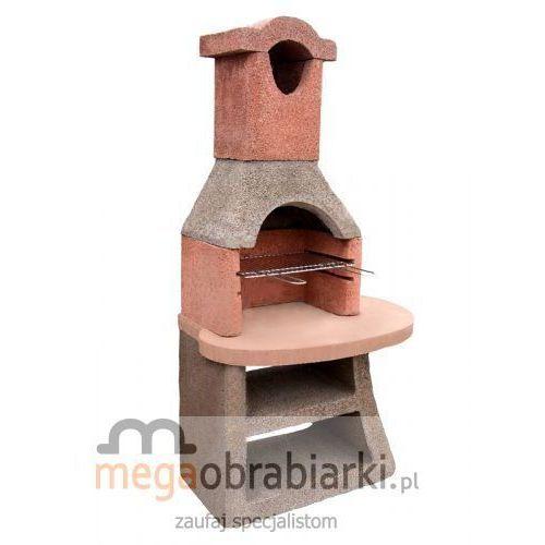 LANDMANN Grill betonowy barwiony asymetryczny Roma RATY 0,5% NA CAŁY ASORTYMENT DZWOŃ 77 415 31 82 od Megaobrabiarki - zaufaj specjalistom