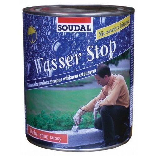 Powłoka do impregnacji dachów Wasser Stop 0,75 kg (izolacja i ocieplenie)