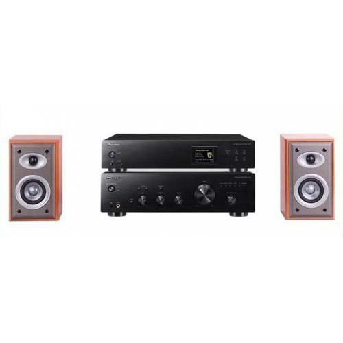 Artykuł PIONEER A-10 K + N-30 + M-AUDIO HTS 700 S z kategorii zestawy hi-fi