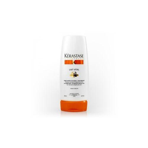Kerastase Nutritive Lait Vital Irisome, Odżywka do włosów suchych i normalnych, 200ml - produkt z kategorii- odżywki do włosów