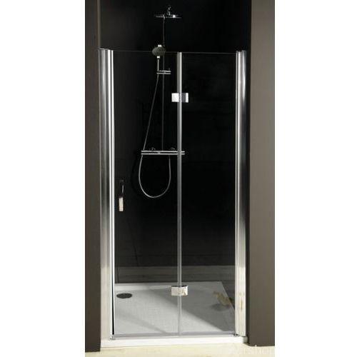 ONE drzwi prysznicowe do wnęki składane prawe 90cm GO7990R (drzwi prysznicowe)