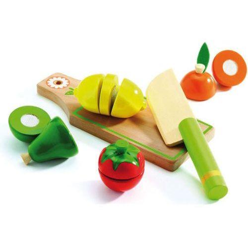 Warzywa i owoce do krojenia Djeco DJ06526 oferta ze sklepu tublu.pl