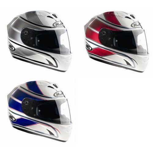 Kask HJC FG-15 ARROWY-BLUE, ARROWY-RED, ARROWY-SILVER, z kategorii kaski motocyklowe
