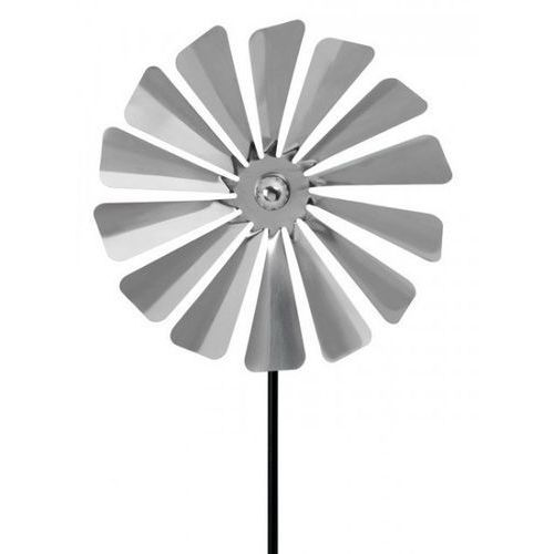 VIENTO - Wiatraczek Ogrodowy 20 cm 14 Ramion, produkt marki Blomus