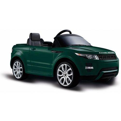 Buddy Toys Autko elektryczne Range Rover zielone ze sklepu Mall.pl