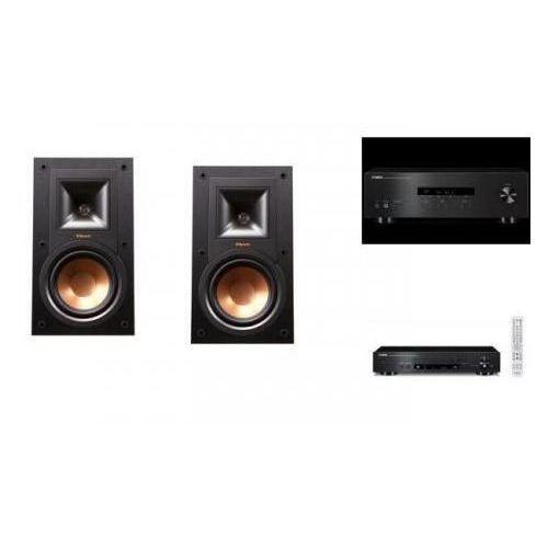 Artykuł YAMAHA R-S201 + CD-N301 + KLIPSCH R-15M z kategorii zestawy hi-fi