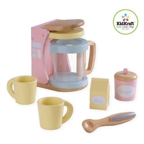 KidKraft Pastelowy zestaw do kawy 63307 oferta ze sklepu Mall.pl