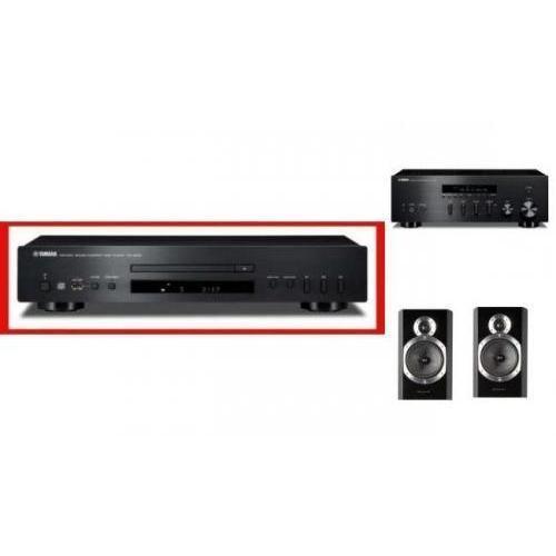 YAMAHA R-S300 + CD-S300 + WHARFEDALE 10.0 - Tanie Raty za 1%