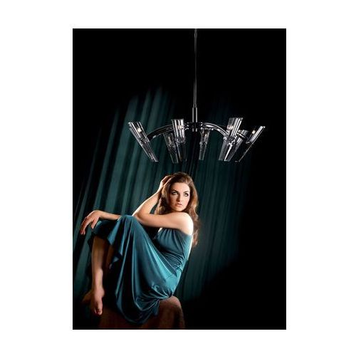 Artykuł King 8 lampa wisząca z kategorii lampy wiszące
