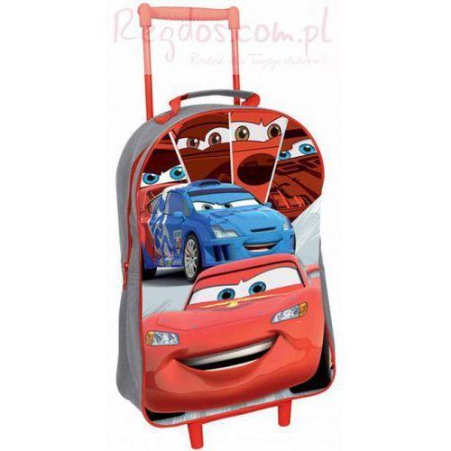 Walizka na kółkach dla dzieci AUTA, MINNIE, PRINCESS Disney - produkt dostępny w REGDOS