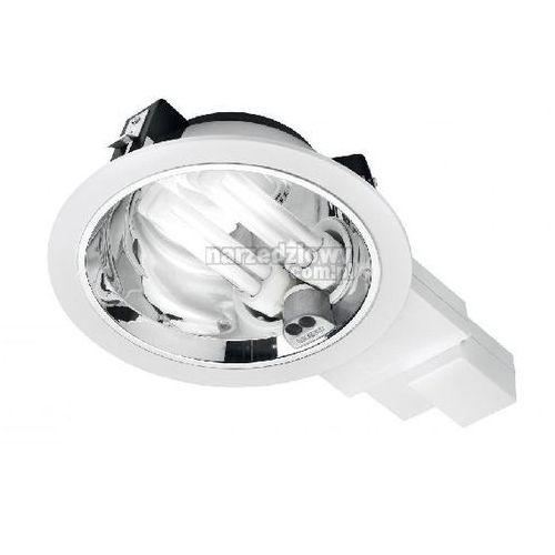 STEINEL Lampa biała z czujnikiem wysokiej częstotliwości RS PRO DL 100 Downlight z pilotem z kat.: pozostałe oświetlenie zewnętrzne