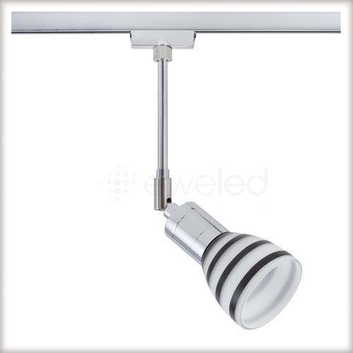 Oferta Spot do szyn URail TITUREL 1x40W chrom/opal/czarny z kat.: oświetlenie