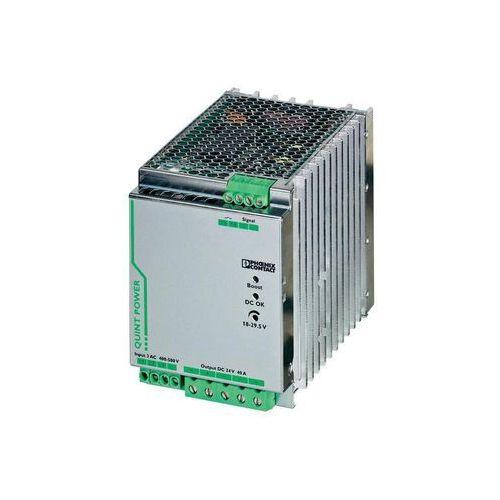 Artykuł Zasilacz na szynę Phoenix Contact QUINT-PS/1AC/24DC/40, 24V, 40 A z kategorii transformatory