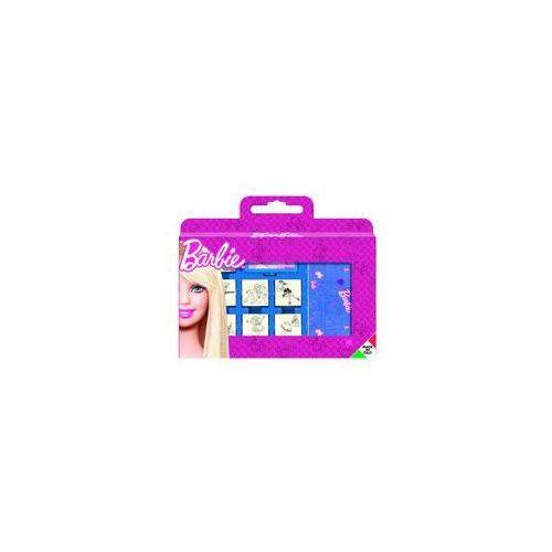 Pieczątki Barbie w walizce, Multiprint z Eksiegarnia