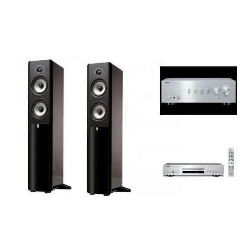 YAMAHA A-S501S + CD-S300S + BOSTON ACOUSTICS A250 - Tanie Raty za 1%