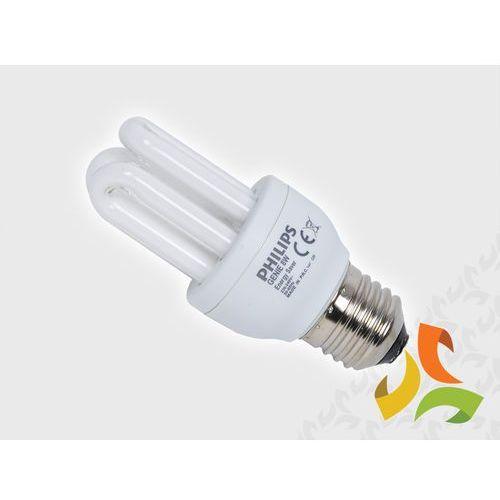 Świetlówka energooszczędna PHILIPS 8W (40W) E27 GENIE ze sklepu MEZOKO.COM