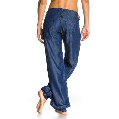 jeansy Roxy Sunshiners - BSPW/Dark Blue - produkt z kategorii- spodnie męskie