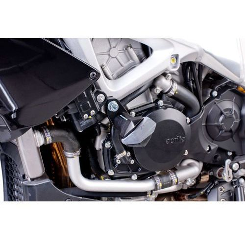 y PUIG do Aprilia Tuono RSV4 11-13 / Factory 13 (czarne) z kategorii crash pady motocyklowe