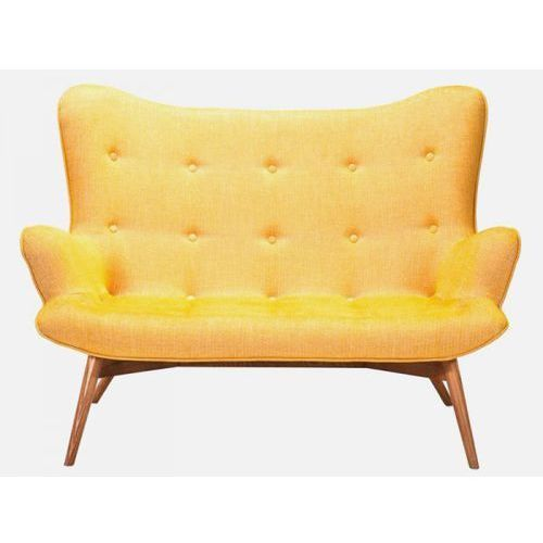 Sofa Angels Wings Rhythm żółta  78920, Kare Design