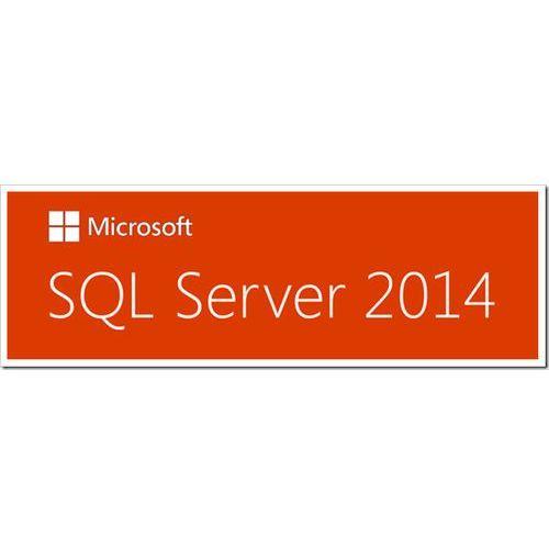 Produkt Sql Server Standard Core 2014 Government Open 2 Licenses No Level Core