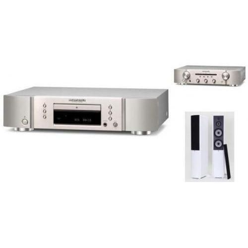 MARANTZ PM5005 S + CD5005 + BOSTON ACOUSTICS A360 - wieża, zestaw hifi - zmontuj tanio swój zestaw na stronie
