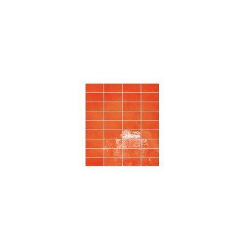 Tubądzin Mozaika ścienna prostokątna Majolika 13 30,1x26,7 cm (glazura i terakota)