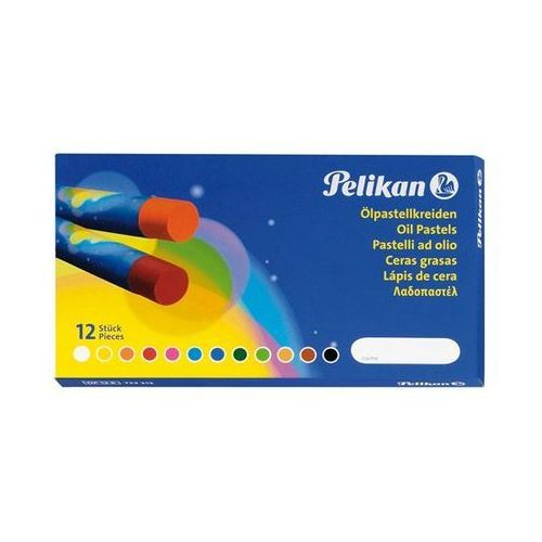Oferta Pastele olejowe Pelikan - 12 kolorów [051b467d47b5548f]
