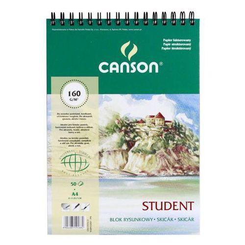 Oferta Szkicownik Canson Student A4/50k. 6666182 [a5fd6b22d555e244]