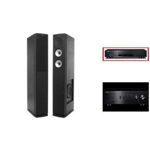 YAMAHA A-S301 + CD-S300 + JAMO S626 - wieża, zestaw hifi - zmontuj tanio swój zestaw na stronie