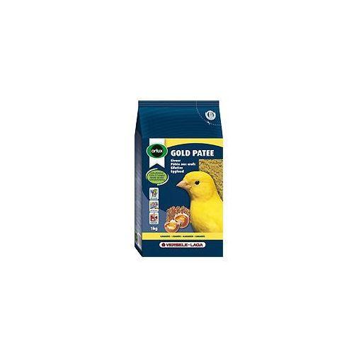 Orlux Gold Patee Canaries yellow wilgotny pokarm jajeczny dla żółtych kanarków