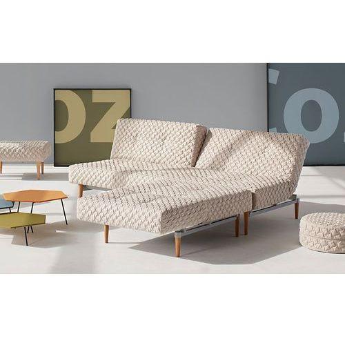 Istyle Fiftynine COZ, sofa rozkładana, SAND COZ tkanina 610, nogi do wyboru - 741034610