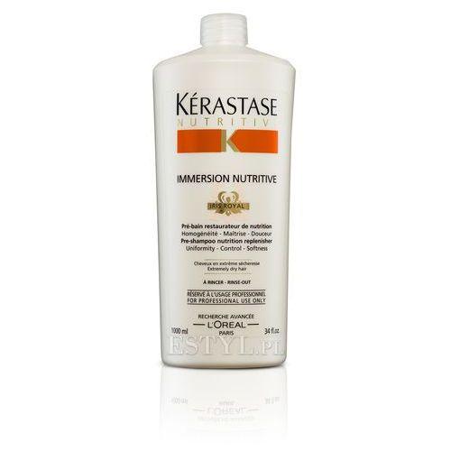 Kerastase Immersion Nutritive - kuracja odżywcza do włosów 1000ml - produkt z kategorii- odżywki do włosów