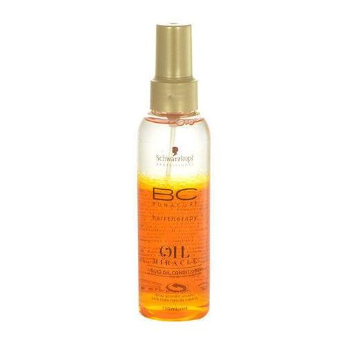Schwarzkopf BC Oil Miracle Liquid Oil Conditioner All Hair 150ml W Odżywka do włosów - produkt z kategorii- odżywki do włosów