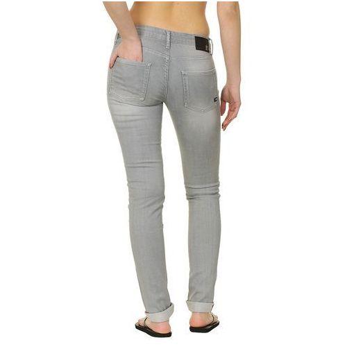 jeansy DC Skinny - Supa Gray - produkt z kategorii- spodnie męskie
