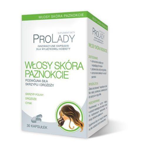ProLady Włosy Skóra Paznokcie kaps. - 30 kaps., postać leku: kapsułki