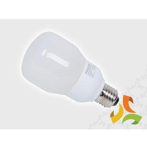 Świetlówka energooszczędna PHILIPS 14W (60W) E27 AMBIANCE SOFT T65 ze sklepu MEZOKO.COM