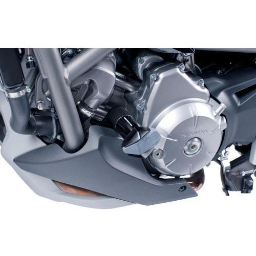 y PUIG do Honda NC700 S/X 12-13 / NC750 S/X 14-15 (czarne) z kategorii crash pady motocyklowe