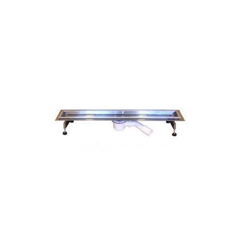 Produkt z kategorii- pozostałe artykuły hydrauliczne - WINKIEL odwodnienie liniowe 100 polerowane WDO-1000-B