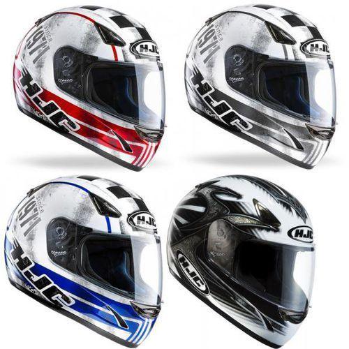 Kask HJC CS-14 CH-BLUE, CHE-GREY, CHE-RED, CH-GREY, CH-RED, z kategorii kaski motocyklowe