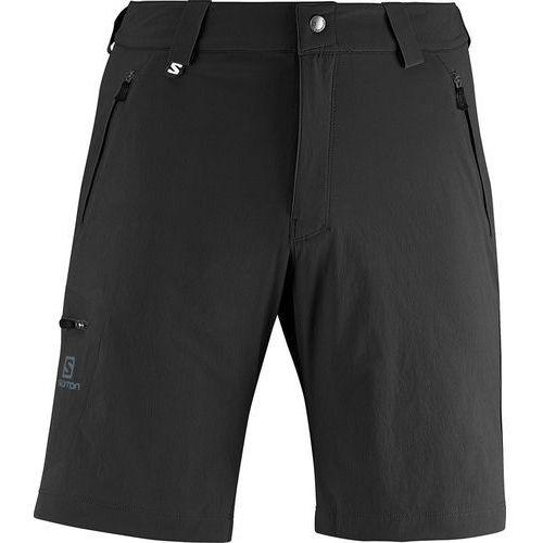 Spodnie Wayfarer Short Black - produkt z kategorii- spodnie męskie